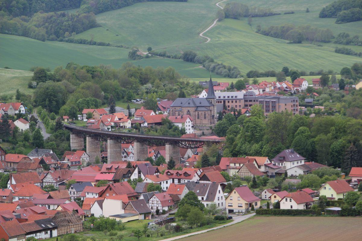 Draisine in Lengenfeld unterm Stein (8)