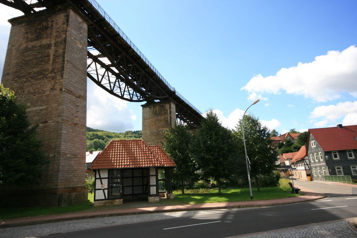 Draisine in Lengenfeld unterm Stein (9)