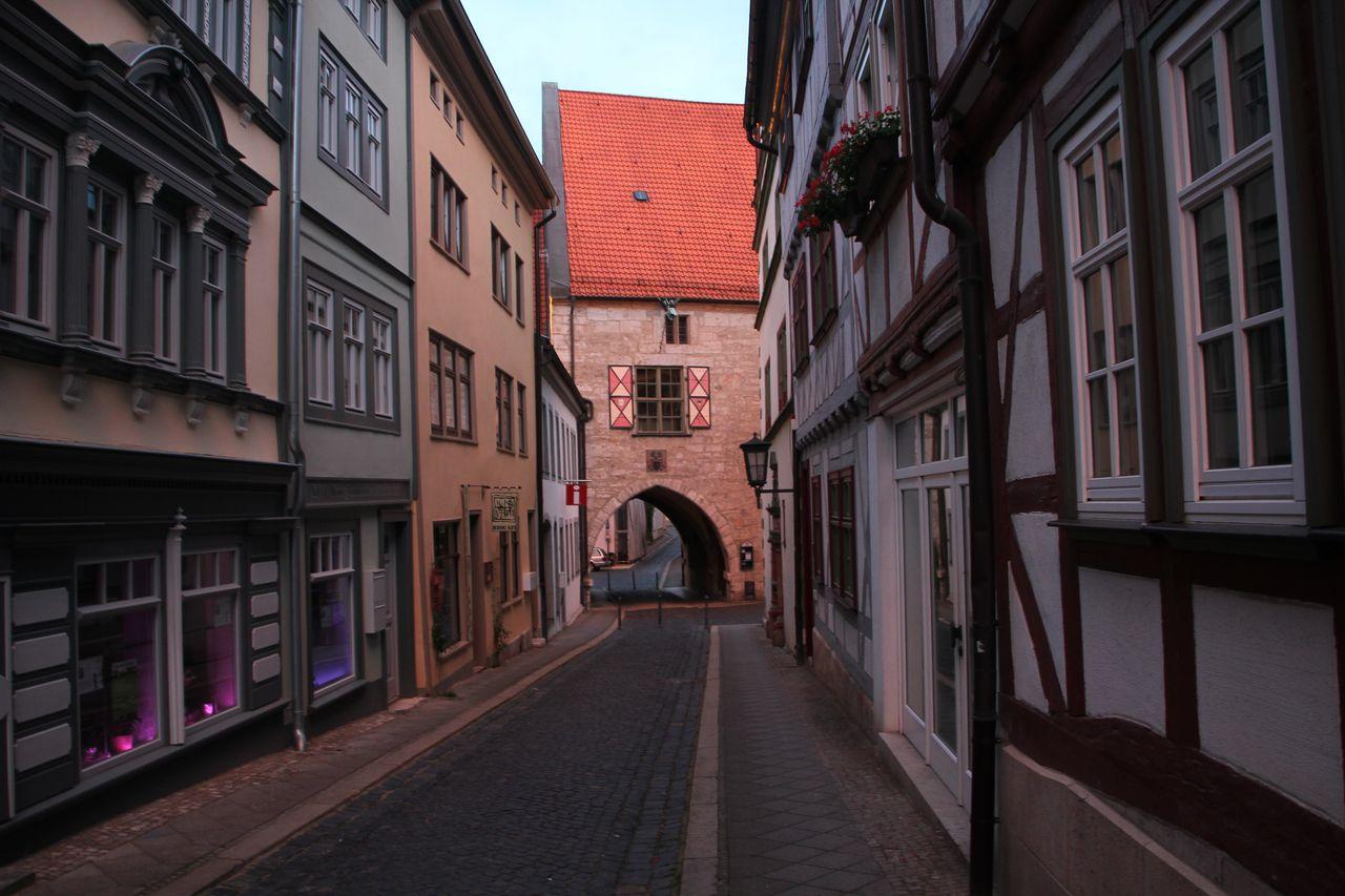 Mühlhausen in Thüringen (1)